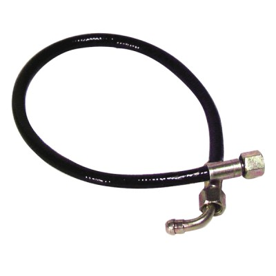 """Flexible H1/8"""" x H1/8"""" codo 90° alta presión - DIFF"""
