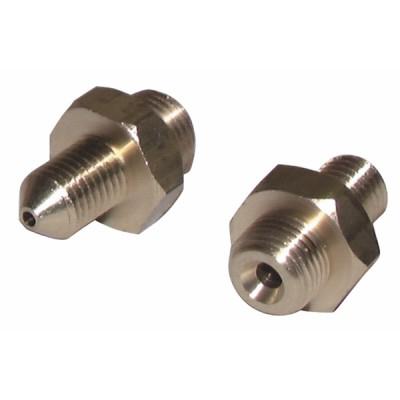 Verbindungsnippel M1/4 x M13/125   (X 2) - DIFF