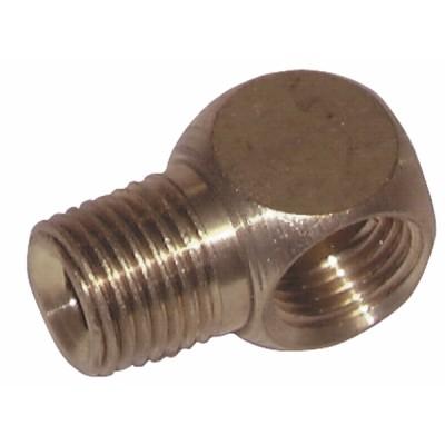 Nipple fioul M1/4 x F1/4 (X 2) - DIFF