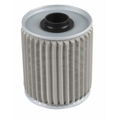 """Cartucho acero inoxidable para filtro F20 HH 1/2"""""""
