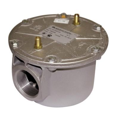 """Filtre gaz série G4 à prise de pression FF1""""1/2 - WATTS INDUSTRIES : 0070064000"""