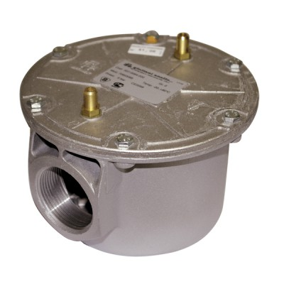 """Filtro gas serie G4 con presa di pressione 1""""1/2 - WATTS INDUSTRIES : 0070064000"""