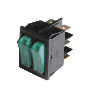 Double power switch for pump - COSMOGAS : 60506005