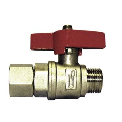 Zubehör für Druckmesser Kontrollventil 25 bar  - DIFF
