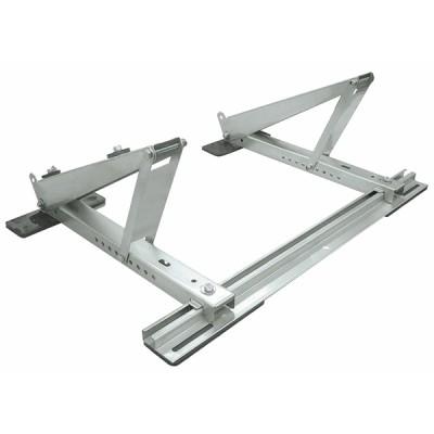 Support de toiture acier zingué 5-30° 100kg