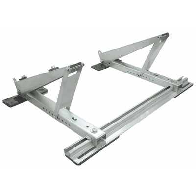 Zinc-plated roofing support 5-30° 100kg - DIFF