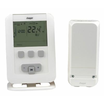 Thermostat radio EK560 - HAGER : EK560