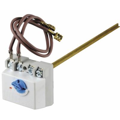 Thermostat mit Metallstift COTHERM TUS 370 mit Laschen bis 87°C - COTHERM: TUS0019007