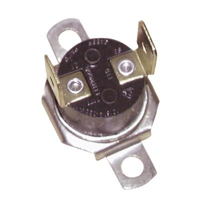 Termostato KLIXON Standard contatto argento 130°C - DIFF