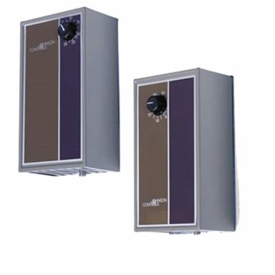 Thermostat d'ambiance à 2 étages T25B9103 - JOHNSON CONTR.E : T25B-9101