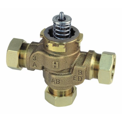 3 way valve u 122/124/k - GEMINOX : 7098972
