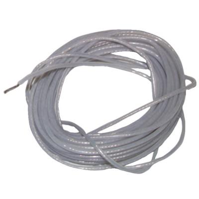 Cable alta tensión PTFE 250°C Long 5m - DIFF : 802191