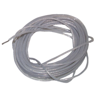 Standard high-voltage cable hv lead ptfe 250°c 5m - DIFF