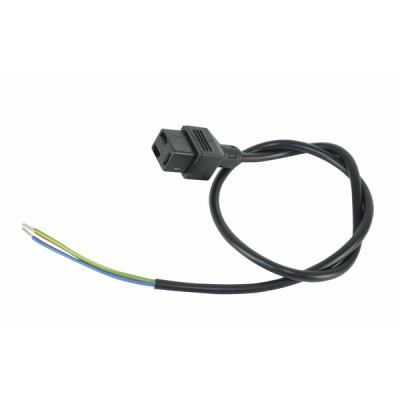 Connecteur électrovanne (X 6) - DIFF