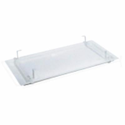 Bac condensat PVC 940x420mm - DIFF