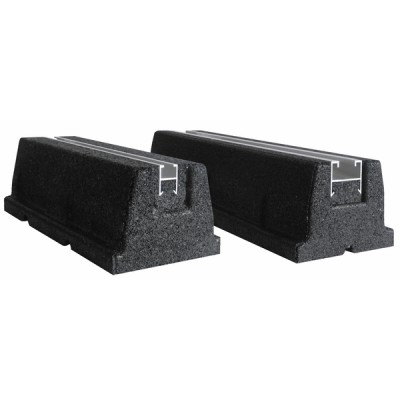 Supporti a terra Rubber foot 1000mm - DIFF