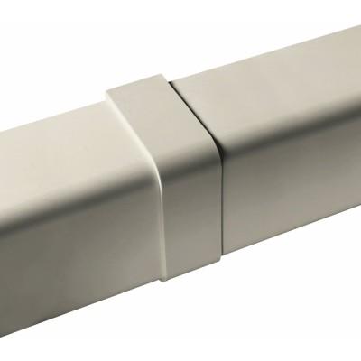 Couvre-joint 140 x 90 blanc crème 9001 - DIFF