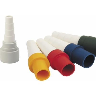 Riduzione tubo condensa 18 per 14 16 18 20 rossa - DIFF
