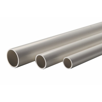 Rigid condensate tubes 2m ø20/18 PVC white  (X 15) - DIFF
