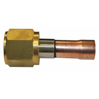 Quick connector SAE X ODF FSA 1/4