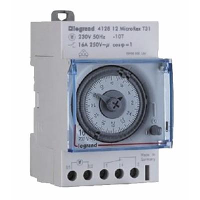 Orologio di sbrinamento MICROREX T31 925429 - DIFF