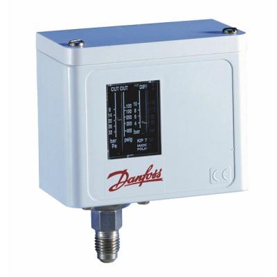 Pressure switch KP6 auto - DIFF