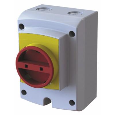 Interrupteur de proximite 3P 40A - DIFF