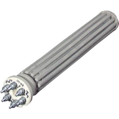Resistencia estatita Ø52mm monobloque estándar 600 - DIFF