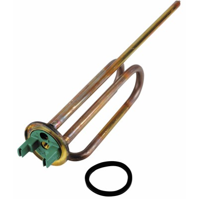 Immersion heater with flange ø48mm type ecb4 2000w