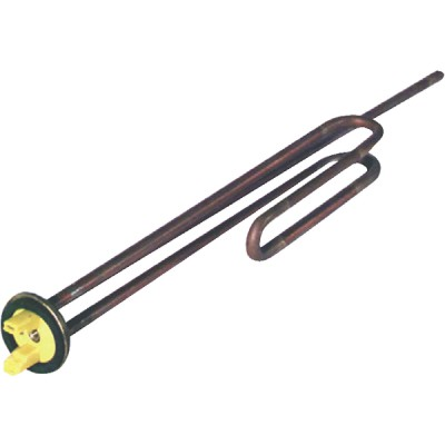 Immersion heater with flange ø48mm ECB4 2200W