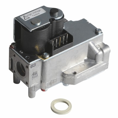 Adjusted gas valve serane - GEMINOX : 87168260760