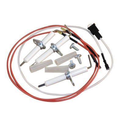 Flame sensing  electrode u012- 28t60 x3 - GEMINOX : 87215743240
