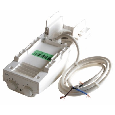 Boîtier TAX-TAG (FP6 avec CPL) - ACOVA : 895010