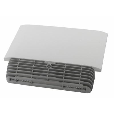 Bloc de ventilation complet + filtre - ATLANTIC : 899807