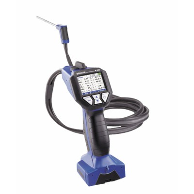 Analyseur combustion A400 PRO - WOHLER : 3177 (J)