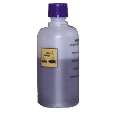 Zubehör für Feuerungskontrolle - Blauer Nachfüllbehälter (Analysator O2) - DIFF
