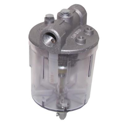 """Filtre fioul séparateur d'eau FF3/8"""" - WATTS INDUSTRIES : 001.0080.003"""