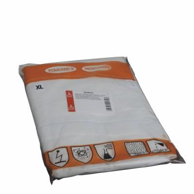 Amiante combinaison à cagoule taille 4 (XL) - DIFF