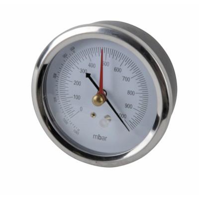 Vacuomètre de rechange pour pompes à vide série VP - GALAXAIR : VP-VAC