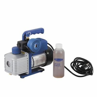 2 stage vacuum pump 42l/min R32 - GALAXAIR : 2VP-42-EV-R32