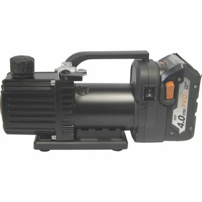 Pompe à vide 1 étage 27l/min 25µ sur batterie - GALAXAIR : 1-VP-27 (18V)
