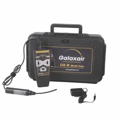 Détecteur de fuite électronique 1g/an batterie - GALAXAIR : DX-R