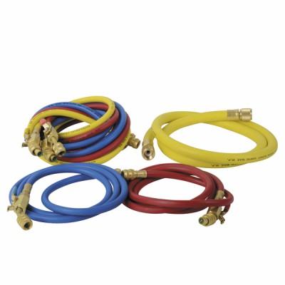 Jeu de 6 flexibles - GALAXAIR : SA-CT660-CROD
