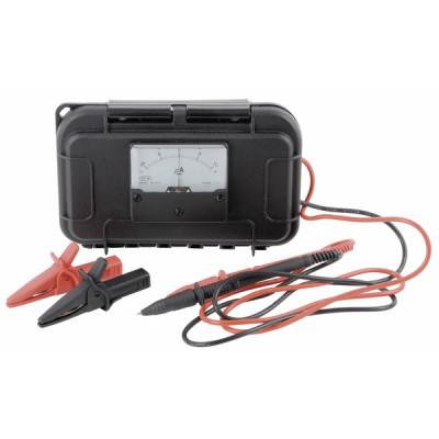 Micro amperímetro portátil -10 a 10µA - DIFF : 906567