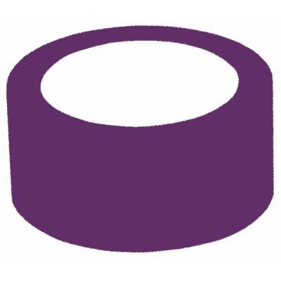 Pvc adhesive roll (50mmw33m) purple  - DIFF