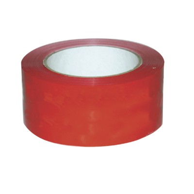 Pvc adhesive roll (50mmw33m) red  - DIFF