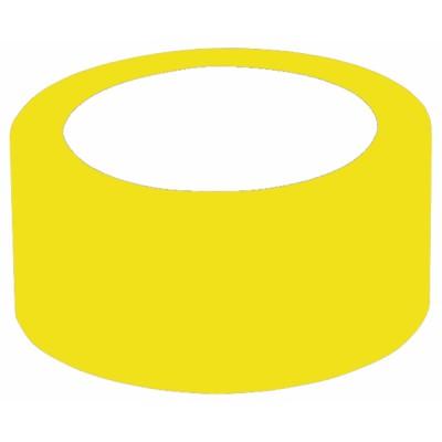 Nastro adesivo isolante PVC giallo  - ADVANCE : 161942