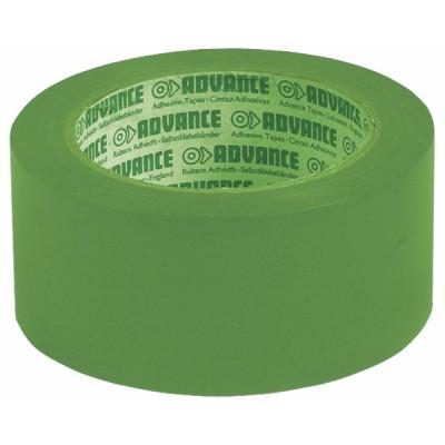 Rouleau PVC adhésif vert - DIFF