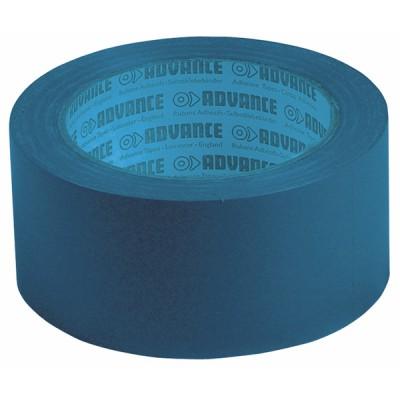 Rouleau PVC adhésif bleu - DIFF