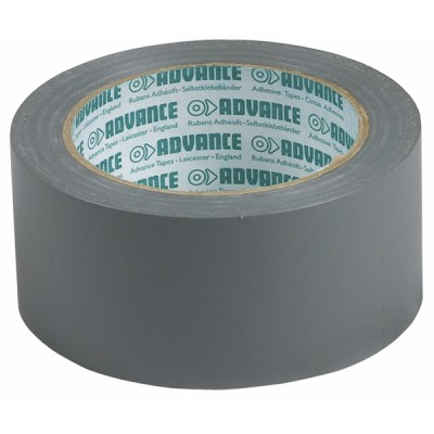 Thermal insulation pvc adhesive grey roll 50mm - DIFF